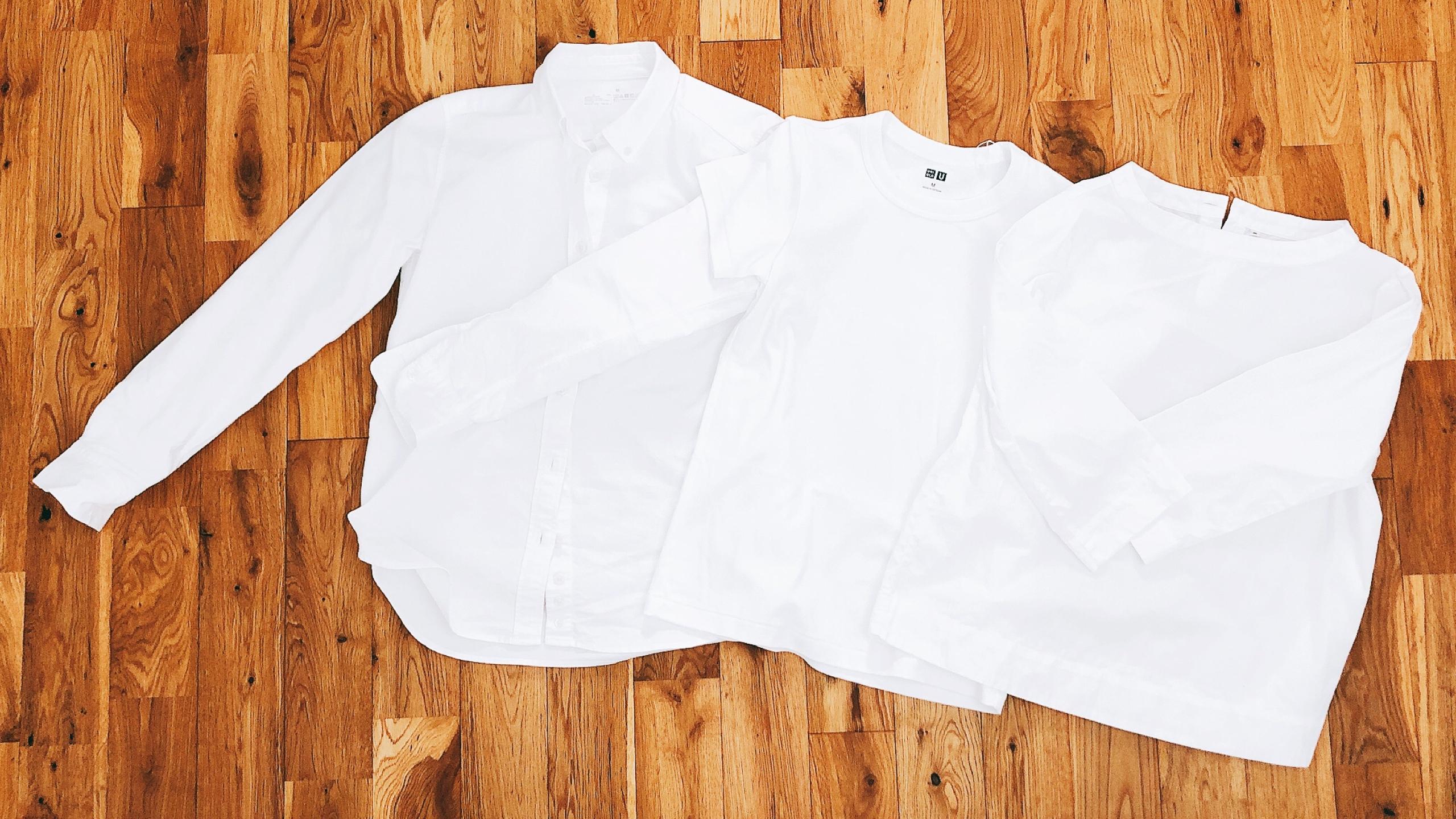 白いシャツは毎年買い換える