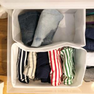 洗濯物 たたみたくない